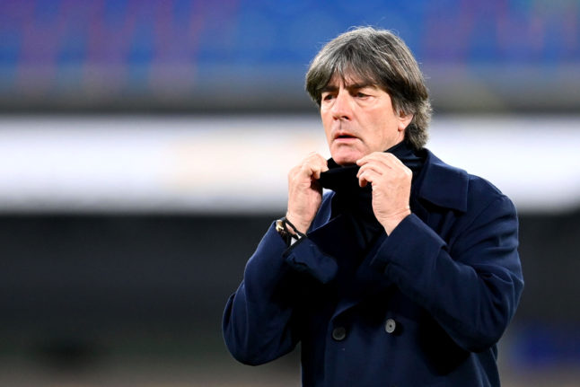 Germany's head football coach Joachim Löw to step down after nearly 15 years