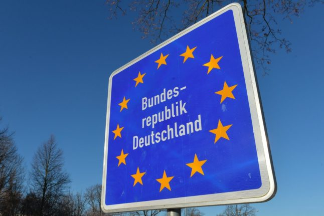 Germany's foreign population growth slows to ten year low