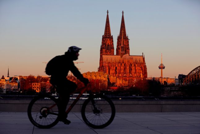 German government proposes easing some Covid-19 measures from Monday