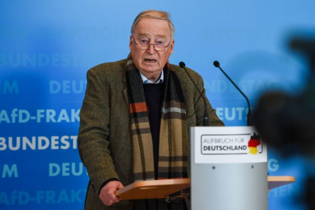 Germany's far-right AfD 'placed under surveillance'