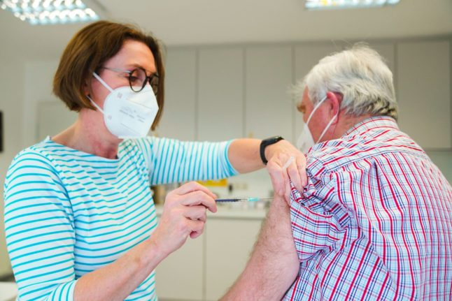 How family doctors will speed up Covid-19 vaccinations across Germany from April