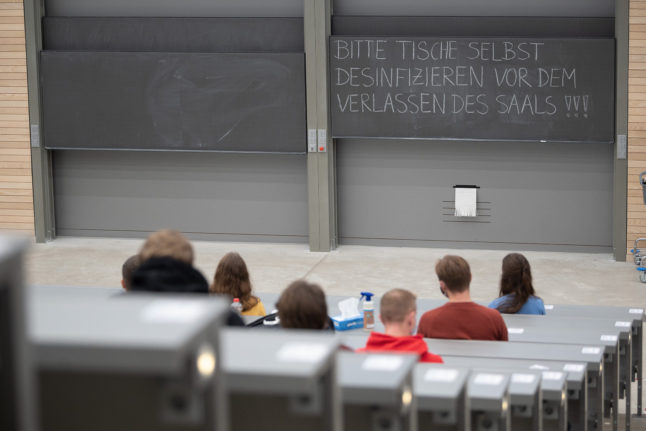 IN STATS: Fewer international students join German universities amid pandemic