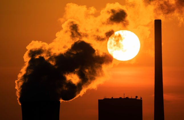 Emissions in Germany sink to lowest level in 30 years thanks to pandemic