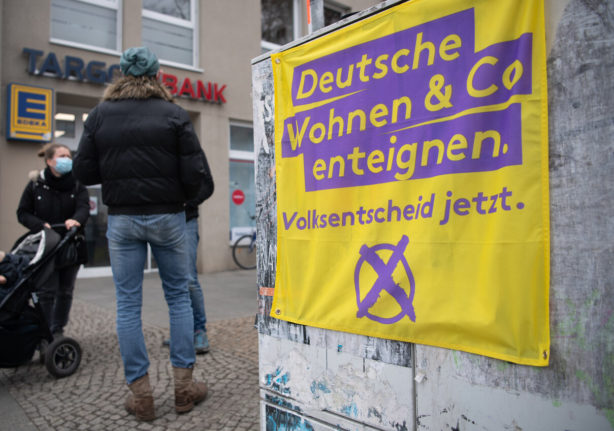 How Berliners are plotting a radical 'expropriation referendum' to fight housing crisis