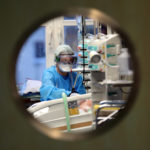 German doctors call on government to end 'irresponsible' easing of lockdown as virus spread accelerates