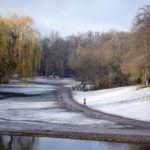 Surprise snowy weather comes to Germany but spring on the way