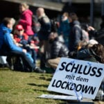 German states seek Covid restrictions extension into April as case rise continues