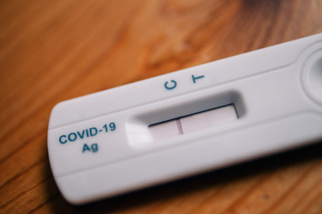 What you need to know about buying (and using) Germany's new at-home Covid-19 tests