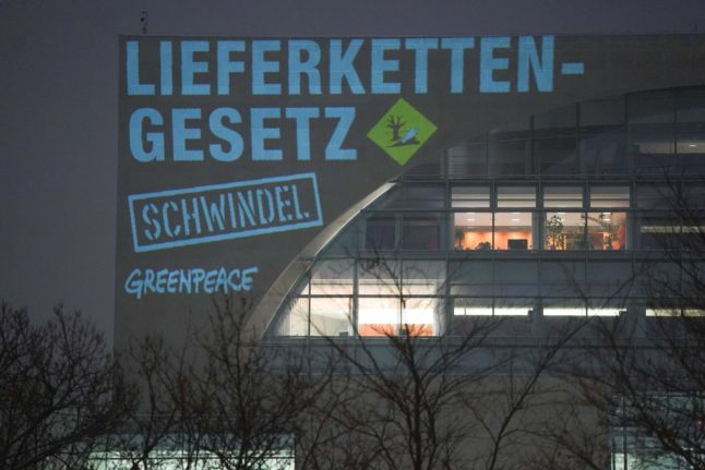 Germany to fine its companies for human rights and environmental violations abroad