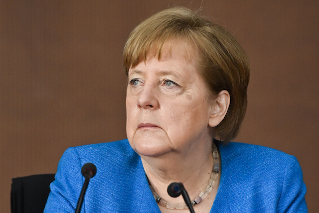 Merkel defends Germany's new strict Covid measures