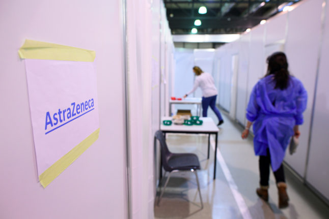 EXPLAINED: Can I get the AstraZeneca vaccine in Germany if I'm not on a priority list?