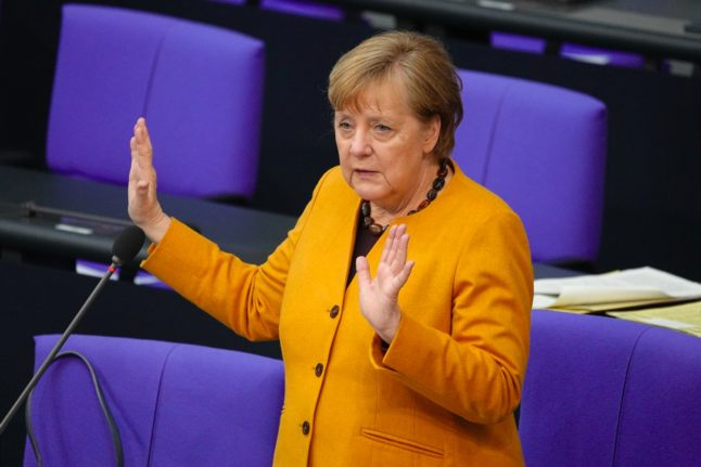 Merkel vs German states: Who really holds the power to fight the pandemic?