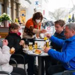 'Taste of freedom': German state begins reopening public life despite rising Covid cases