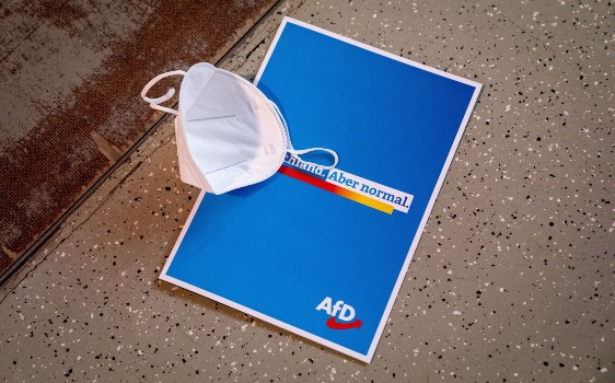 Germany's divided far-right AfD party to launch election bid at in-person conference
