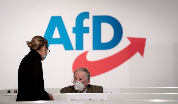 'Yes to Dexit': Germany's far-right AfD firms up election strategy