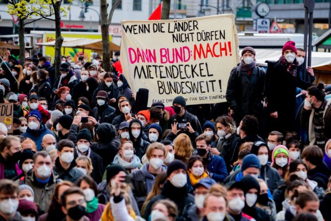 Pressure grows in Germany to implement nationwide rent freeze