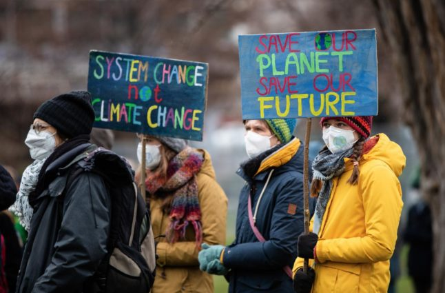 Top German court finds government's climate plan 'insufficient'