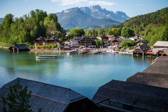 The five best Bavarian lakes for a spring day trip