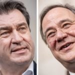 What you need to know about the two men vying to replace Merkel as German Chancellor