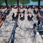 Bavaria reopens beer gardens, restaurants and cafes in areas with lower Covid rates