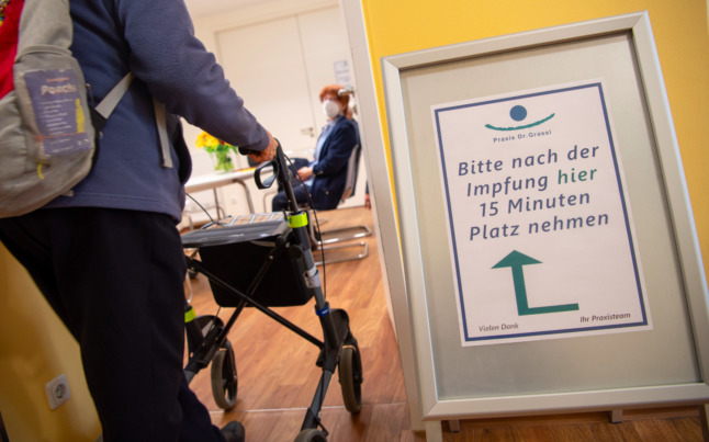 Bavaria and Baden-Württemberg to lift priority list and allow GPs to vaccinate all adults