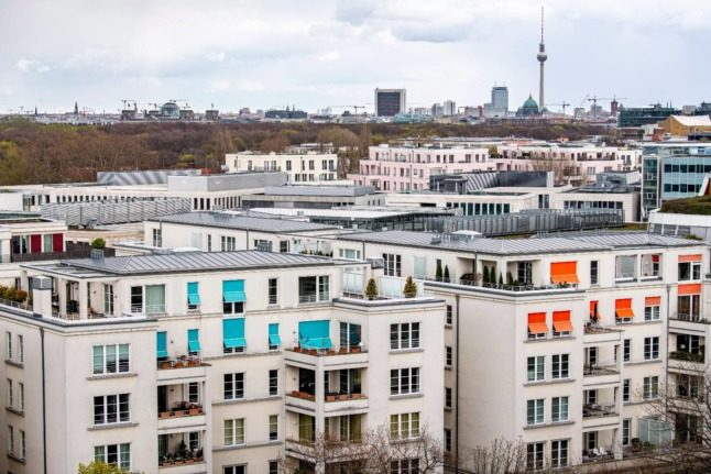 'The people of Berlin are not happy': German housing giants agree to limit rent hikes