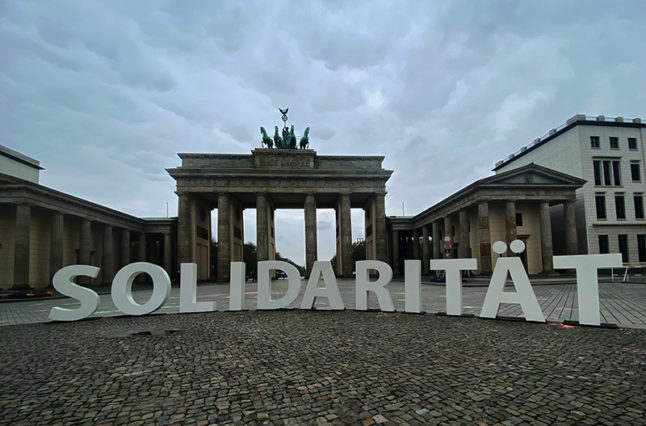 Over 10,000 protesters take to Berlin streets as Germany marks May 1st