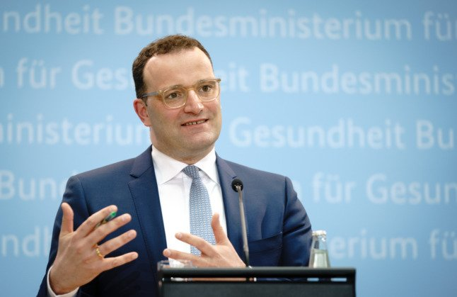 German Health Minister predicts 90 percent of people who want vaccine will have one by mid-July