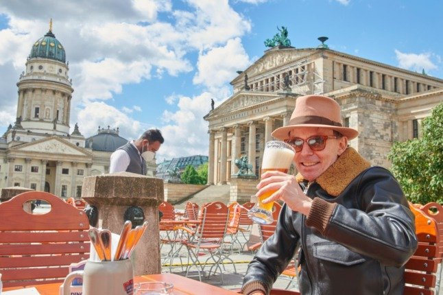 IN PICTURES: How Germany is reopening more than six months after Covid shutdown