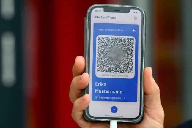CovPass: Here's how Germany's new digital vaccination pass will work