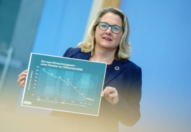 'No longer pushing the burden into future': German govt approves more ambitious climate targets