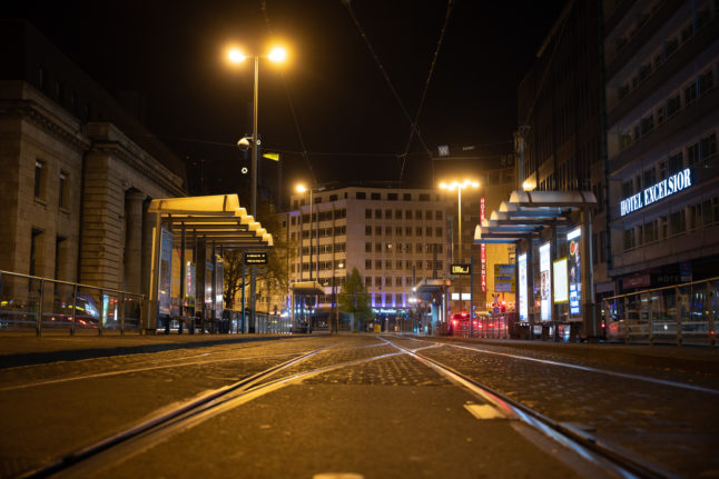 Germany's top court refuses to throw out night-time curfew