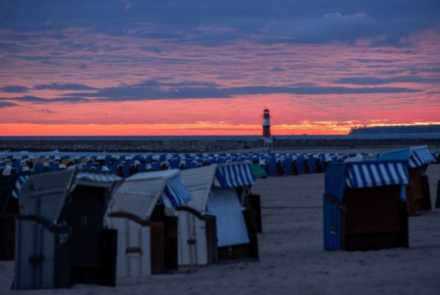 Seaside German state set to reopen for tourism – with restrictions