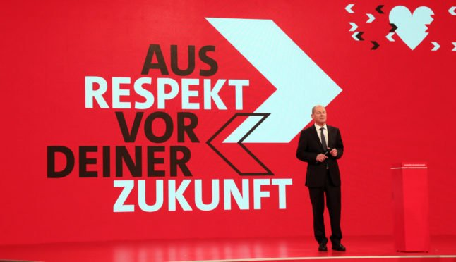 Germany's struggling Social Democrats pledge to make climate top priority