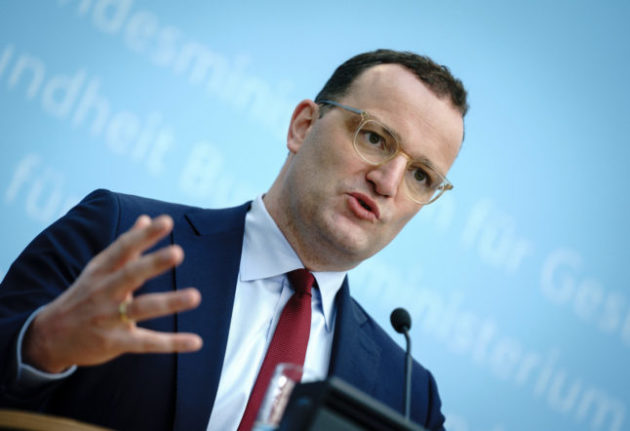 German Health Minister urges caution as tourism slowly reopens