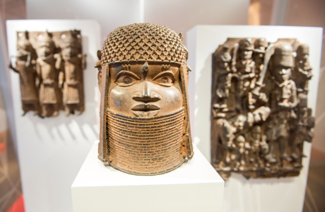 Ancient sculptures prompt Germany to reckon with colonial past