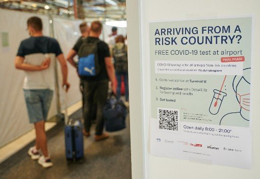 TRAVEL: Germany plans to maintain border restrictions after pandemic laws end