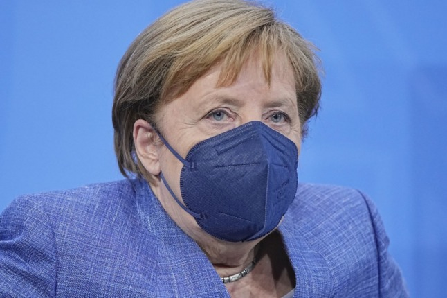 Germany is in 'race to vaccinate' amid rise of Covid Delta variant, Merkel warns