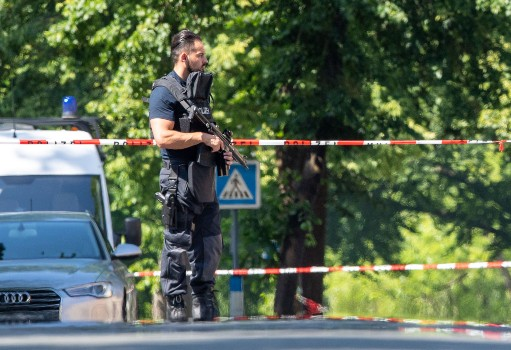 Two killed in shooting in western Germany