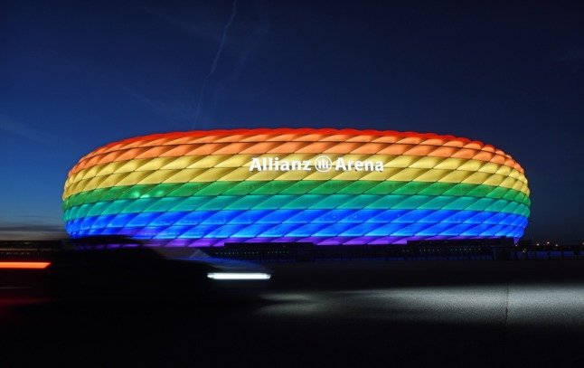 UPDATE: UEFA refuses to light Munich stadium in rainbow colours for Germany-Hungary match