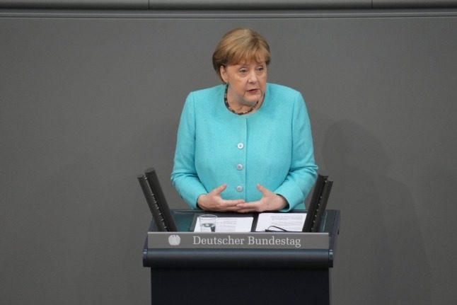 Germany and Europe 'on thin ice' amid rise of Delta variant, Merkel warns