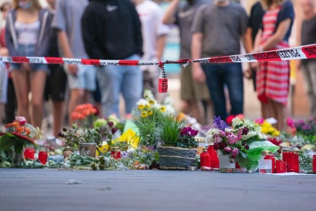 Islamist motive 'likely' in deadly knife attack in Würzburg