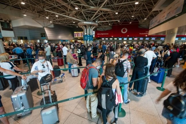 TRAVEL: Germany holds back on imposing tougher entry rules to tackle Delta strain
