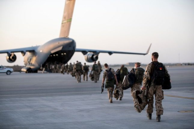 'Historic chapter ends': Germany completes troop pull-out from Afghanistan