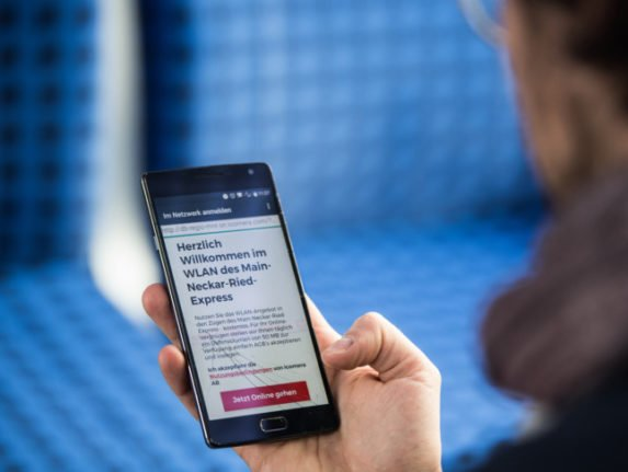 EXPLAINED: How Germany is finally set to improve Wifi and phone signal on trains