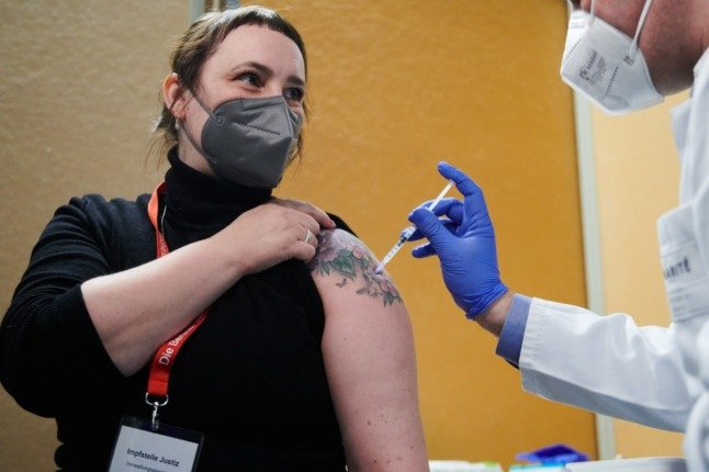 German cabinet approves decision to open up vaccines to all starting on Monday