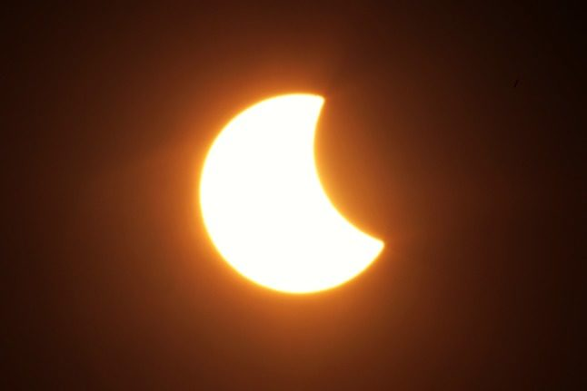 Germany to catch glimpse of rare partial solar eclipse on Thursday