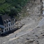 Germany's flood zones spared severe storms on Saturday