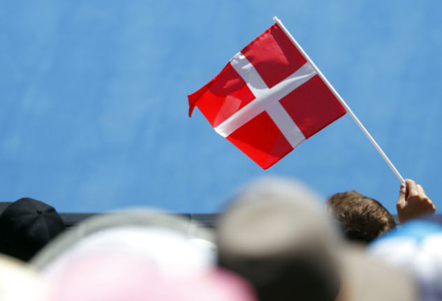 Why doe Danes love the Danish flag so much?
