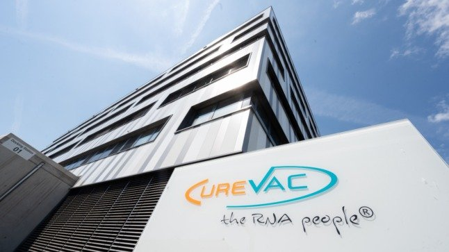 Covid vaccine from Germany's CureVac just 48 percent effective